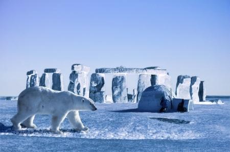 arctic-stonehenge