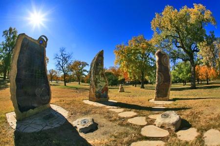 wichita-stonehenge