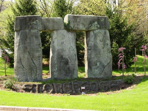 stonehenge roanoke