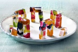 fruit jelly stonehenge