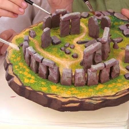 Stonehenge craft set