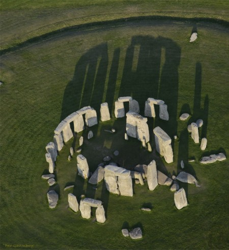 Stonehenge—Warning: NOT A REPLICA!