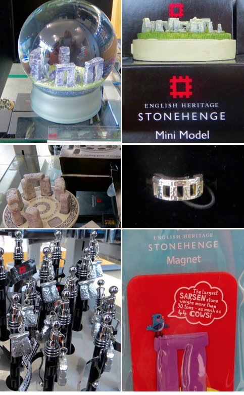 more Stonehenges for sale!
